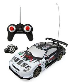 Liberty Imports Super Fast Drift King R/C Sports Racing Car