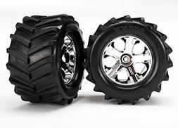 Maxx Tires, 2.8 All-Star Chrome Wheels: ST 4x4