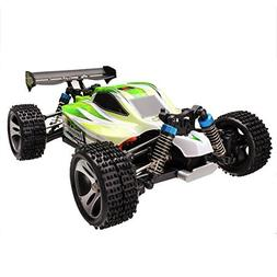 New WLtoys A959-B 1/18 4WD Buggy Off Road RC Car 70km/h by K
