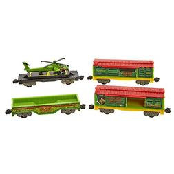 POWER CITY TRAINS Dinosaurs Toy Train Pack