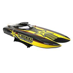 Pro Boat Rockstar 48-inch Catamaran Gas Powered: RTR RC Boat