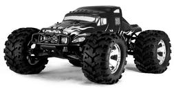 Redcat Racing Earthquake 3.5cc 2-Speed Nitro Semi Truck, Bla