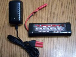 Redcat Racing Hexfly 7.2V 3000mah Ni-MH Battery & Wall Charg