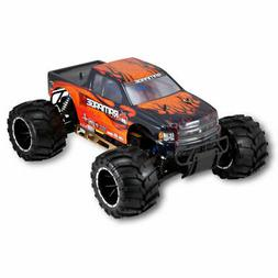Redcat Racing Rampage MT V3 Gas Truck , Orange/Flame