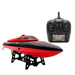 Remote Control Boat,Babrit Tempo 1 2.4GHz High Speed Remote