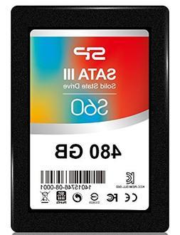 "Silicon Power 480GB SSD S60 MLC High Endurance SATA III 2.5"""