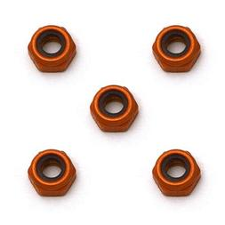 Team Associated 4449 4/40 Mini Aluminum Locknuts