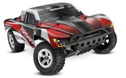 Traxxas 1/10 Slash 2WD RTR with 2.4GHz Radio , Red