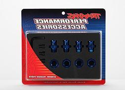 Traxxas 5853X Blue-Anodized Aluminum 17mm Wheel Hub adapters