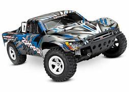 Traxxas 58034 Slash 2WD Short Course Truck with 2.4GHz TQ Ra