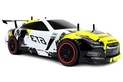 Velocity Toys Remote Control 2.4 GHz 1:10 Scale RTR GT3 Race