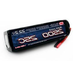Venom 25C 6S 2500mAh 22.2 LiPO Battery