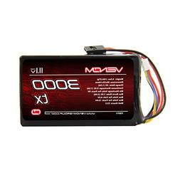 Venom 5C 3S 3000mAh 11.1 Transmitter LiPo Battery for Airtro