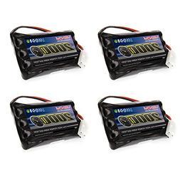 Venom 9.6V 2000mAh 8-Cell NiMH Battery for Popular 9.6V Toy