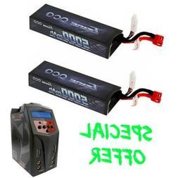 Venom Pro Duo 80W X2 Dual AC/DC 7A LiPo/LiHV & NiMH RC Batte