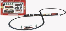 WowToyz Classic Train Classic Train Set - 40 Piece with Stea