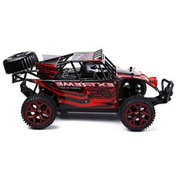 Zhencheng High Speed 1/18 Scale 4 WD RC Truck Off-Road Racin