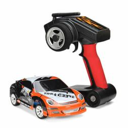 Wltoys A252 1/24 RC Racing Car 4WD 2.4GHz Drift Remote Contr