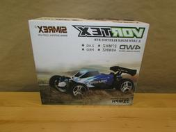 SIMREX A320 RC CAR High Speed 32MPH+ 4x4 Fast Race Cars 1:18