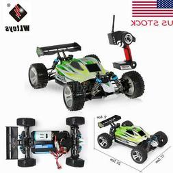 WLtoys A959-B 2.4G 1:18 1/18 4WD 70KM/H Electric RTR Off-Roa