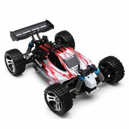 Wltoys A959 Rc Car 1/18 2.4Gh 4WD Off-Road Buggy With Upg.Me