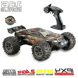 All Terrain 4WD RC Car Brushless Remote Control Monster Truc