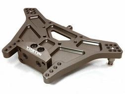 Integy Aluminum Rear Shock Tower for Traxxas 1/10 Rustler/Sl
