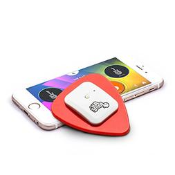 AirJamz App-Enabled Bluetooth Music Toy, Electric Air Guitar