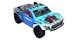 Arrma Ar102605 Fury Mega Truck, Blue