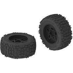 Arrma AR510092 Dboots Backflip Mt 6s Tire Wheel Set
