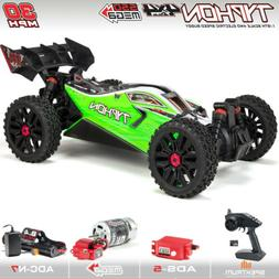 ARRMA ARA102694 1/8 TYPHON 4x4 MEGA 550 Brushed Spd Buggy RT