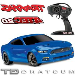 Traxxas 83044-4 Mustang GT Race Car Electric AWD Ford TQ 2.4