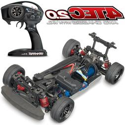 Traxxas Automobile Electric AWD Remote Control Brushless 4-T