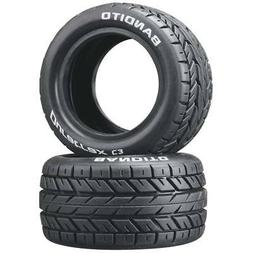 Duratrax Bandito 1:10 Scale RC 4WD Buggy Rear Tires with Foa