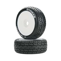 Duratrax Bandito 1:8 Scale RC Buggy Tires with Foam Inserts,