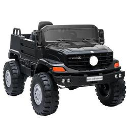 BENZ 12V Off-road Vehicle Kids Ride on Car Toy LZ-919 Dual D