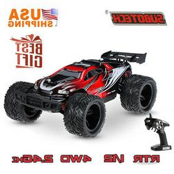 SUBOTECH BG1508 1/12 2.4G 2CH 4WD 35km/h High Speed Racing R
