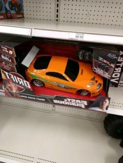 Big Jada Toys Fast & Furious Brians Supra Elite R/C Car Radi