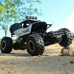 Big Foot 1:16 Remote Control Monster Truck 2.4G Off Road Rea