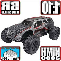 Redcat Racing Blackout XTE 1/10 Scale Electric Monster RC Tr