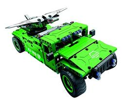 Bo Toys R/C Military SUV UAV carrier with Aerial Drone Build