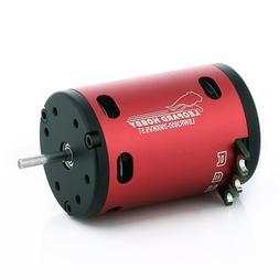 Leopard Brushless Sensored 540 Size Motor 3650Kv 10.5T 2-Pol