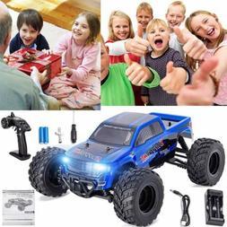 Distianert Buggy 4W 1:12 Rock Crawler RC Car High Speed Race
