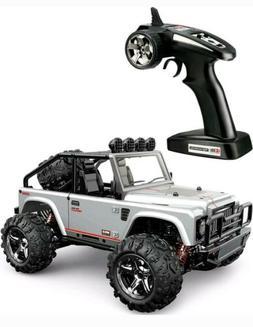 TOZO C1153 RC CAR Battleax High Speed 30km/h 4x4 1:22 4WD El
