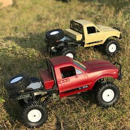 WPL C14 1/16 2.4G 4WD RC Crawler Off-road Semi-truck Car wit