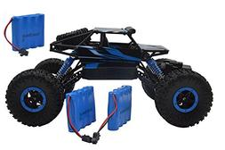 Blomiky C181 1:18 Scale 4WD High Speed Racing Blue RC Cars E