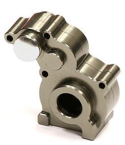 C24567GUN Integy Billet Alloy Center Gearbox for Axial SCX-1