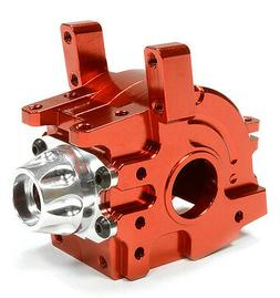 C26109RED Integy Billet Machined Front Gearbox Case for Axia