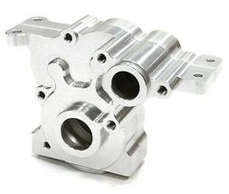 C26290SILVER Integy Alloy Gear Box Case for Associated RC10B