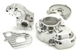C27120SILVER Integy Billet Alloy Main Gearbox Housing for Ax